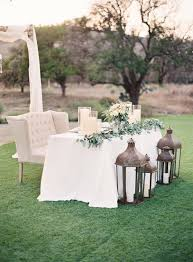 Wedding Table Decorations Ideas 15 Romantic Wedding Sweetheart Table Decoration Ideas Oh Best