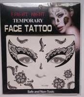 wholesale halloween face stickers buy cheap halloween face