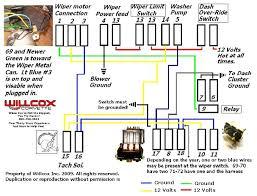 1969 chevelle wiper motor wiring diagram wiring diagram simonand