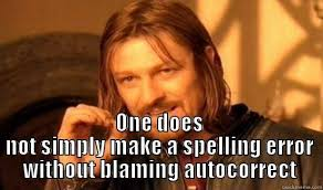 Autocorrect Meme - what are some funny auto correct memes quora