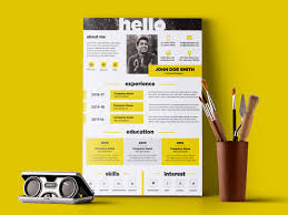 best free resume templates 25 best free resume templates for all ui collections medium