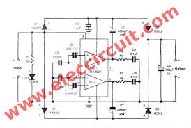 circuit diagram of home theater 12 to 24 volt dc converter circuits u2013 electronic projects circuits