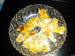 cuisiner sans graisse recette de chips au parmesan sans graisse