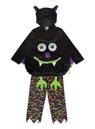 halloween kids boo tiful little bat costume 0 4 years tu clothing