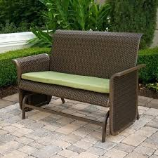 Glider Patio Furniture Porch Glider Bench Innovative Glider Patio Furniture Glider