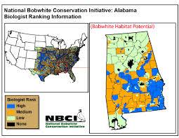 Iowa Illinois Map State Habitat Potential Maps Nbci