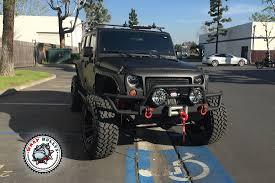 matte grey jeep wrangler jeep wrangler rubicon wrapped in 3m matte black wrap wrap bullys