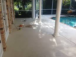 Concrete Patio Design Software by Concrete Designs Florida Central Florida Concrete Refinishing