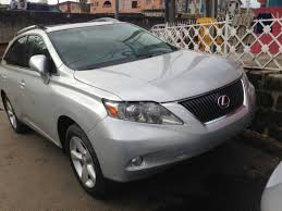 2010 lexus rx 350 for sale price 2010 lexus rx350 3 5l awd for sale asking price n7 9m pictures