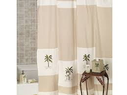 bathroom 86 beach bathroom decor with sliding curtains and