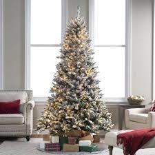 lightly flocked christmas tree lightly flocked christmas tree awesome lightly flocked tree