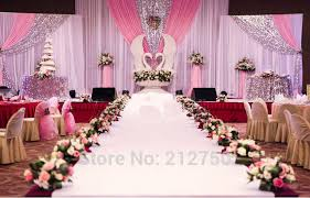 wedding backdrop size aliexpress buy big size combined type paillette fashion