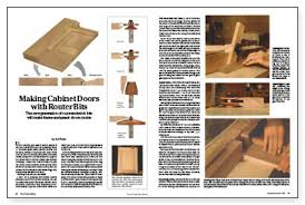 router bits for cabinet door making making cabinet doors with router bits fine homebuilding