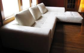 z gallerie white leather sectional sofa stowhomeforrent