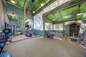 celebrity home gyms 7 best celebrity homes you can buy today best life