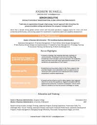 download one page resume examples resume template 1 page examples