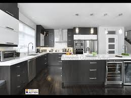 Thermoplastic Kitchen Cabinets Bar Cabinet - Kitchen cabinets montreal