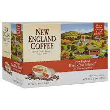 Blend K Cups New Coffee Breakfast Blend K Cup Coffee 12 Count