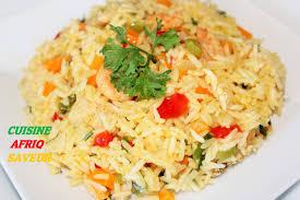 riz cuisine riz sauté camer