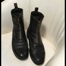 womens size 12 paddock boots 71 ariat other ariat heritage iii zip paddock boots from