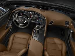 Custom Corvette Interior New 2018 Chevrolet Corvette Price Photos Reviews Safety