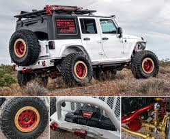 2017 sema jcr offroad orange project jspec 2016 jeep wrangler jku