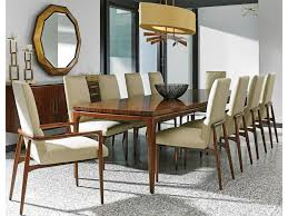 lexington take five eleven piece dining set with viceroy table and
