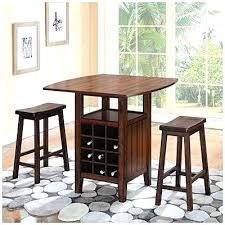 kitchen table with built in wine rack wine racks bar table with wine rack kitchen table with wine rack