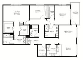 3 bedroom plan floor plans u0026 pricing the cardinal at north hills