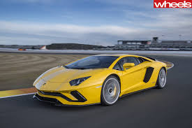 lamborghini aventador split in half lamborghini aventador s review wheels