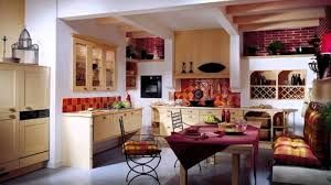 modern design for large kitchens village style wooden kitchens