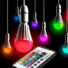 color changing light bulb with remote led 16 color changing light bulb ir remote control gifts you must