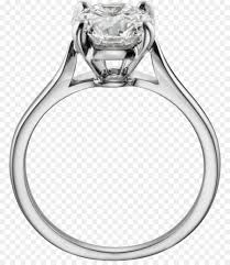 cartier solitaire rings images Engagement ring cartier solitaire jewellery ring png download jpg