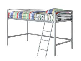 loft bunk bed with stairs is secure for younger children