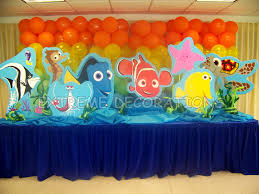 Birthday Decoration Ideas For Kids At Home Cake Table Decorations For Birthday Meknun Com