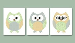 Nursery Owl Decor Nursery Owls Decor Thenurseries