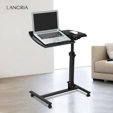 Computer Laptop Desk Vogue Carpenter Portable Laptop Desk Black Sofa