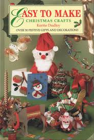 easy to make christmas crafts amazon co uk kerrie dudley