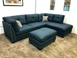 studded leather sectional sofa studded furniture fhl50 club