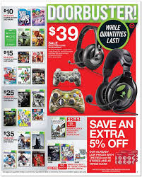 xbox one target black friday ad target u0027s black friday ad