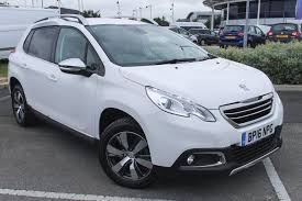 peugeot 2016 for sale used 2016 peugeot 2008 1 6 bluehdi 120 allure 5dr for sale in