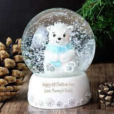Polar Bear Family Christmas Decoration by Personalised Family Christmas Decorations Order Online The