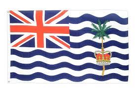 Flag Im Flagge Britisches Territorium Im Indischen Ozean Kaufen 90 X 150