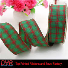 wholesale wired ribbon wired gingham ribbon wholesale
