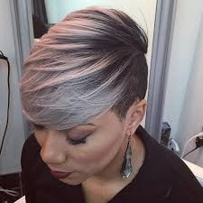 gray hair pieces for american the 25 best highlights on african american hair ideas on