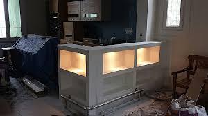 cuisine estrade estrade pour cuisine best of conception de meubles placo ou bois mct