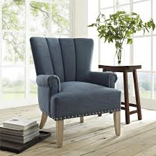Oversized Accent Chairs Dorel Living Better Homes And Gardens Richmond Accent Chair Blue