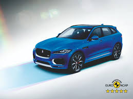 jaguar jeep 2017 price safety rating jaguar f pace scores 5 star euro ncap safety rating