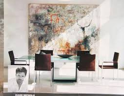 selecting abstract art for modern interiors modern art