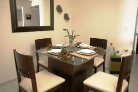 excellent dining room design ideas small spaces for interior